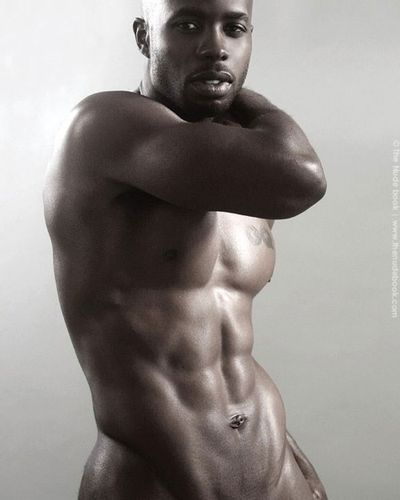 Black Male Models