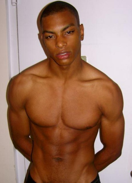 Young black male porn