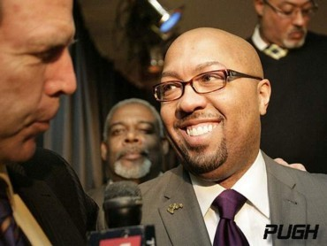 Charles Pugh, the popular and openly gay longtime former Detroit television ...
