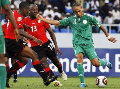 Nigeria Peter Odemwingie 4