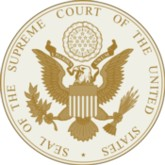 Supreme Court seal 160