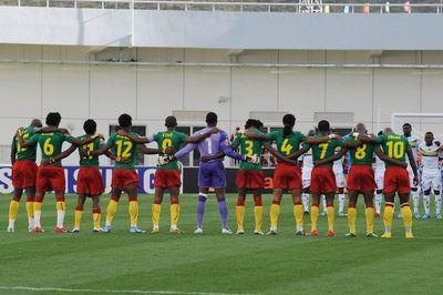 Cameroon soccer team 3