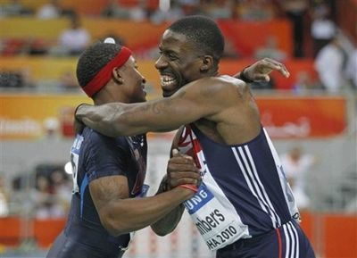 Dwain Chambers mike rodgers 3
