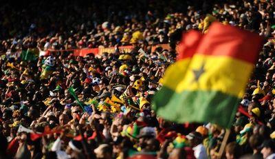 Ghana crowd