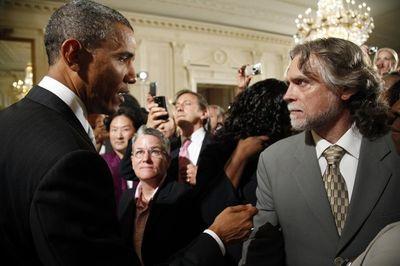 Obama aids king