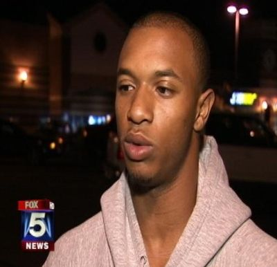 That's according to Jamal Parris, the 23-year-old Colorado man who was the ...