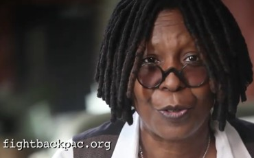 WATCH: Whoopi Goldberg's Advice to People Against Gay Marriage .