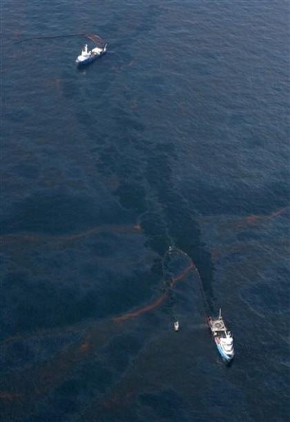 Oil spill 3