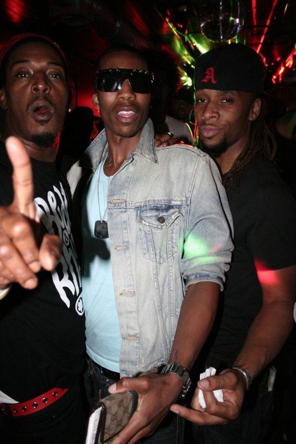 gay nightclubs Black