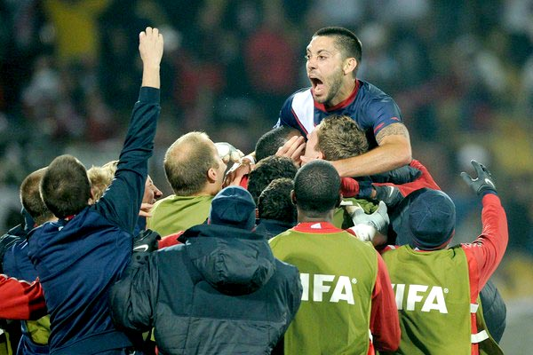 World cup clint dempsey