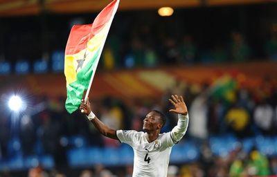Ghana's defender John Paintsil