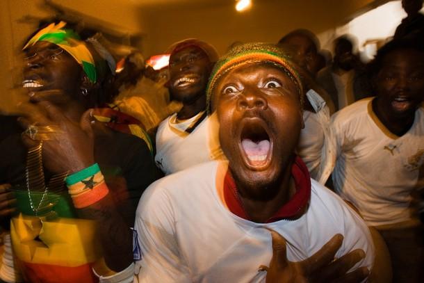 Ghana crowd 2