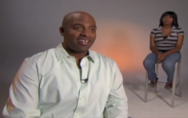 The openly gay single father and his 19 year old daughter Vogue share how ...