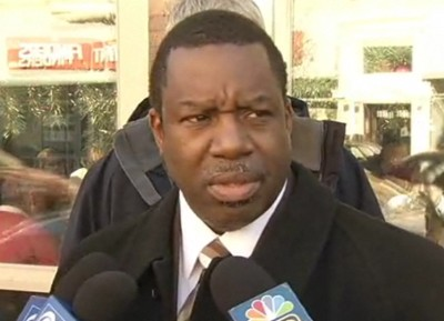James Meeks, the Chicago mayoral candidate and outspoken anti-gay ...