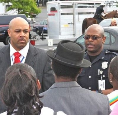 Robinson was killed in August 2010, only one week before Black Gay Pride, ...