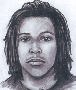 Atlanta police sketch
