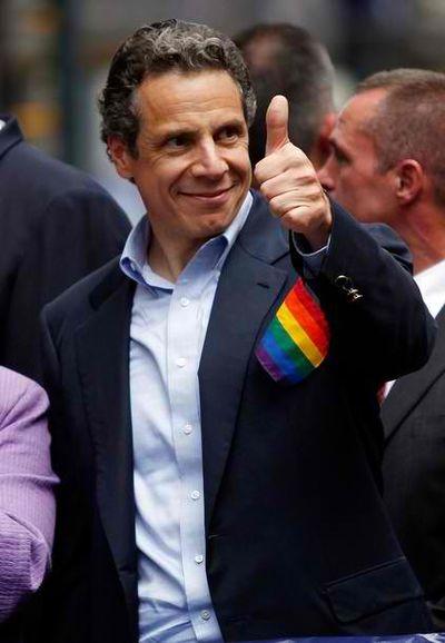 Cuomo Pride Reuters