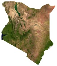 KENYA_satellite