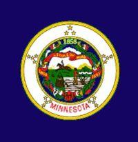Minnesota flag 2