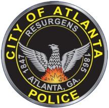 Atlanta Police Logo 215