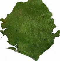 Sierra Leone Satellite 205