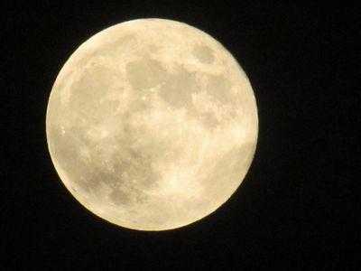 Wednesday Moon-2