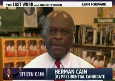 2011_10_07_CAIN_MSNBC