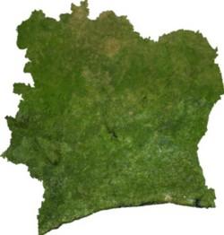 Ivory coast satellite 250