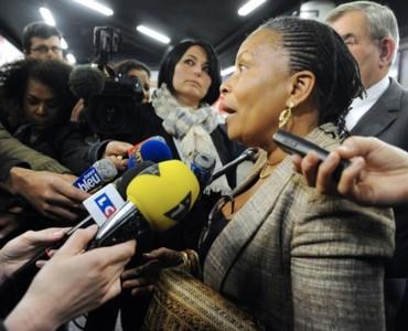 2012_05_19_FRANCE Christiane Taubira