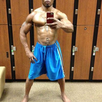Las Vegas-based fitness model and Apple