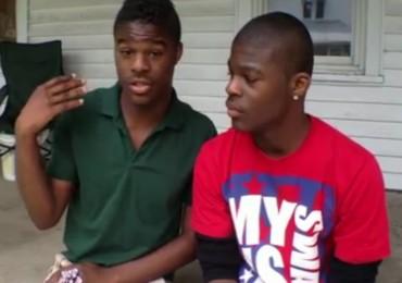 Teen Gay Ebony