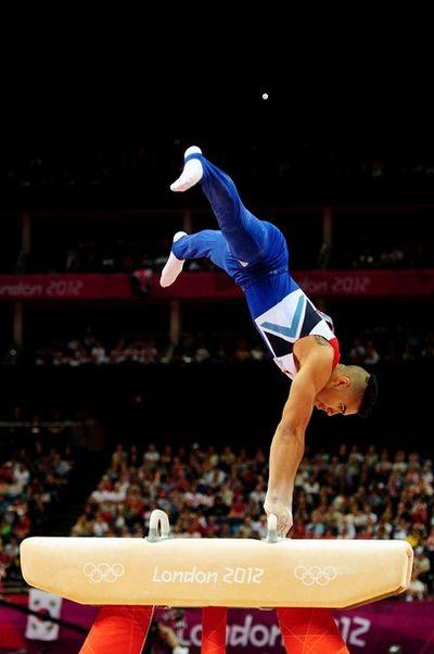 Louis Smith Olympics 8 Getty