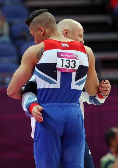 Louis Smith Olympics 2 Getty