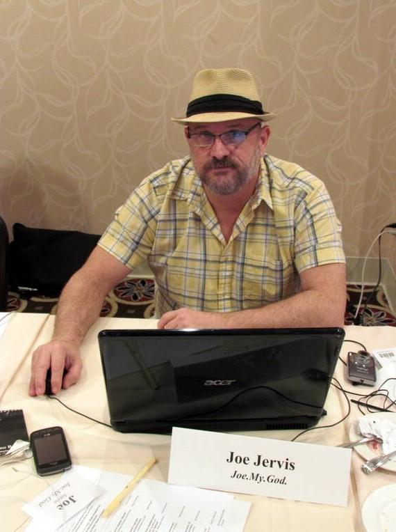 Joe Jervis