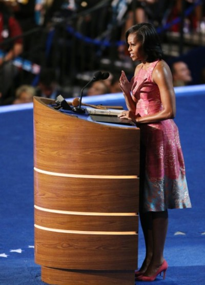 2012_09_05_DNC Michelle Obama Getty 2