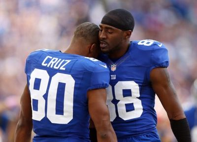 2012_10_23_Victor_Cruz_Hakeem_Nicks