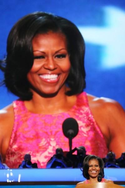 2012_09_05_DNC Michelle Obama Getty