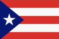 Puerto Rico Flag 200