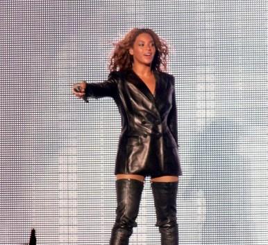 Paris Beyonce 3
