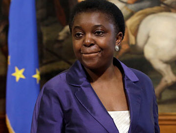 2013_05_11_Cecile Kyenge Italy