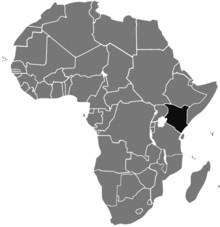 Kenya africa 200