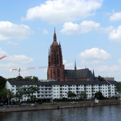 2013_07_26 Frankfurt Cathedral 2