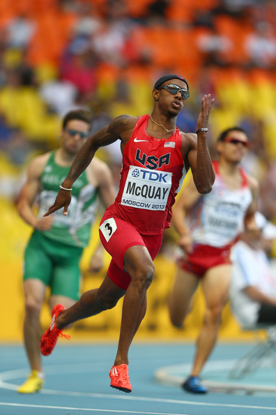Tony+McQuay+IAAF+World+Athletics+Championships+Y7w65MK65R7l