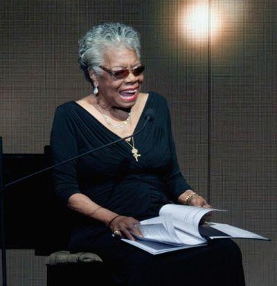 2014_05_28 Maya Angelou