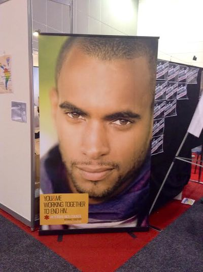 AIDS 2014 Poster 2